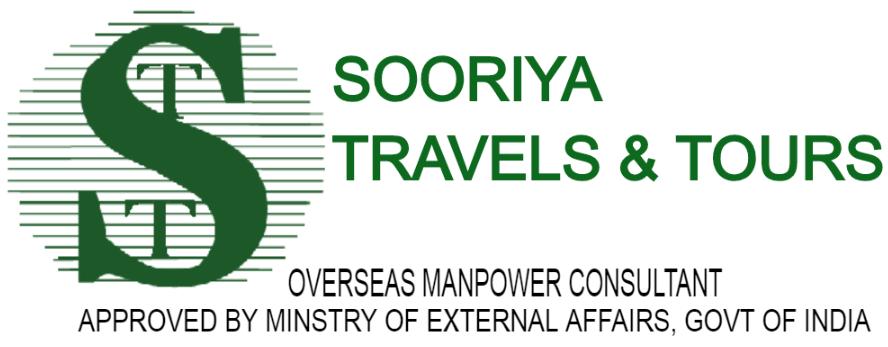 SOORIYA TRAVELS & TOURS | Home ::